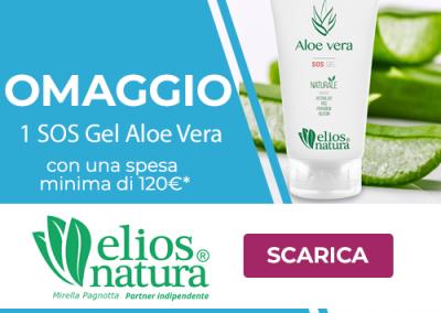 Eliosnatura – Partner Mirella Pagnotta   Omaggio SOS Gel