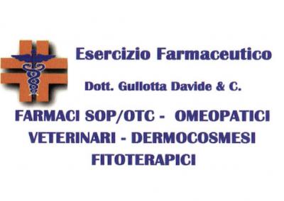 Esercizio Farmaceutico – Dott. Gullotta Davide & C.